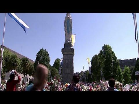 Γαλλία: Υπό τη σκιά της τρομοκρατίας οι εορτασμοί στην Παναγία της Λούρδης