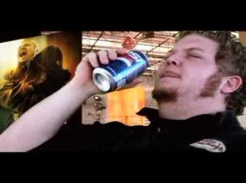 Pepsi Commercial - Joe Berry