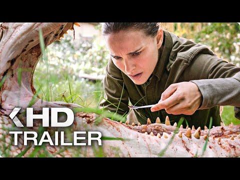 "ANNIHILATION ""The Shimmer"" Featurette & Trailer (2018)"