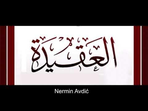 Primjer Bera ibn Malika i odredbe | Nermin Avdić | 2018.