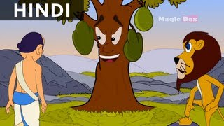 Video Caged Lion - Hitopadesha Tales In Hindi - Animation/Cartoon Stories For Kids download in MP3, 3GP, MP4, WEBM, AVI, FLV January 2017