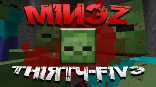 Minecraft MineZ - EP35 - Wave After Wave After Wave