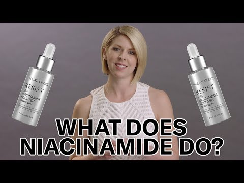 What Does Niacinamide Do?