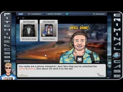 Criminal Case Pacific Bay - Case #5 - The Ice Queen - Chapter 1