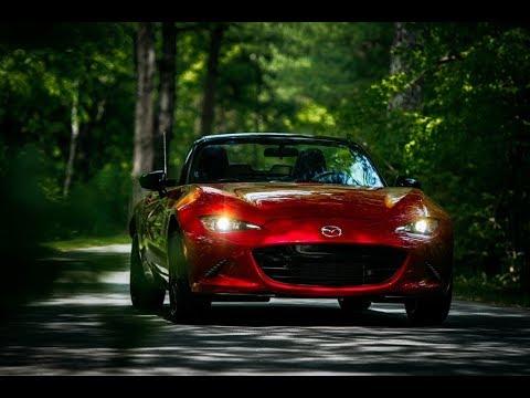 Mazda MX-5. Совершенно летний тест для согрева