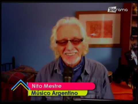 Conversando con el músico argentino Nito Mestre