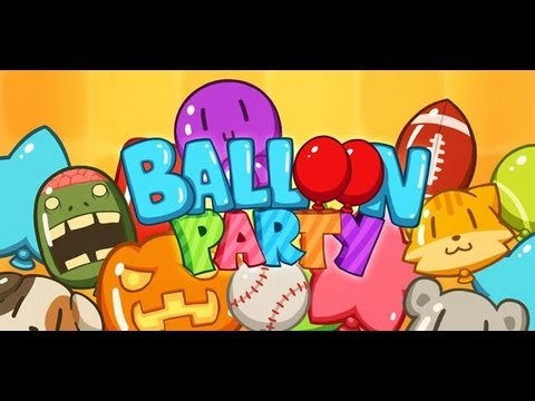 Video of Balloon Party - Birthday Game