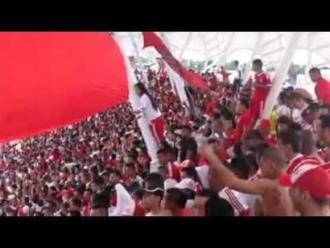 Barón rojo sur colombia 30 de agosto 2015 - Baron Rojo Sur - América de Cáli