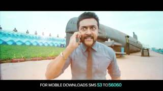 Singam 3-S3 Official Teaser/Trailer Tamil Suriya, Anushka Shetty, Shruti Haasan Harris Jayaraj Hari