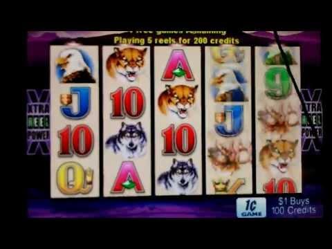 Buffalo Slot Max Bet Huge Win! Multiple Re-Triggers! Treasure Island Resort and Casino MN