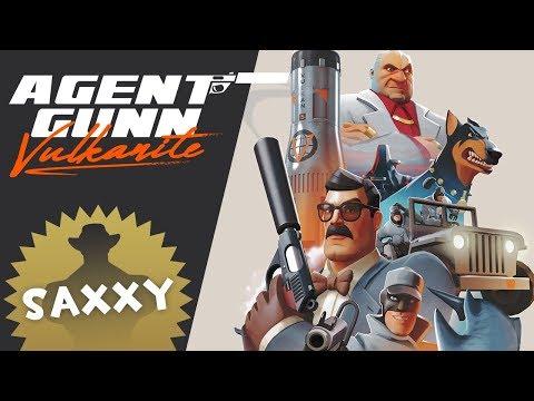Agent Gunn: Vulkanite [Saxxy Awards 2017 Best Overall Winner]