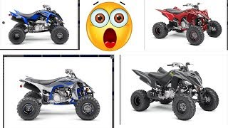 9. Reacting to Yamaha's 2019 Sport ATV Lineup!