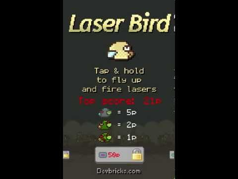 Video of Laser Bird