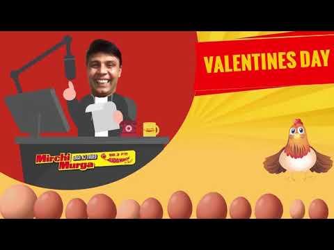 Video Mirchi Murga | Valentine's Day Ki Planning | RJ Naved download in MP3, 3GP, MP4, WEBM, AVI, FLV January 2017