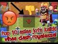 Top 10 vihatuinta asiaa clash royalessa!
