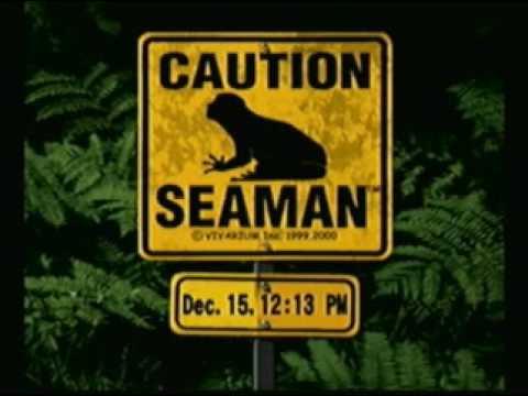 seaman dreamcast download
