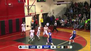 Highlights: Ledyard 89, Waterford 74