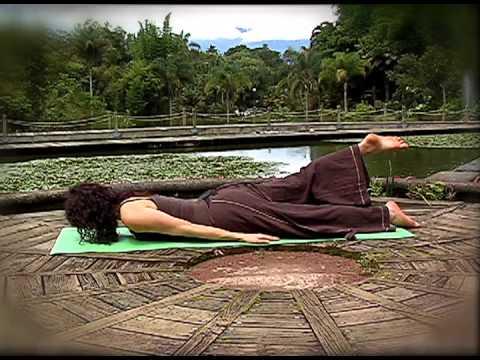 A la Veracruzana – Yoga. Postura de la Langosta – TVMÁS