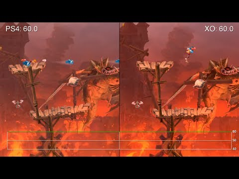 rayman legends xbox one avis