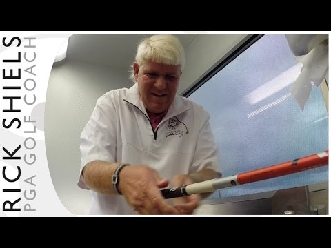 John Daly Golf Grip Challenge