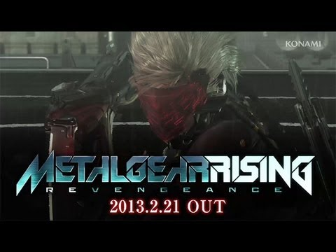 KONAMI573ch - METAL GEAR RISING REVENGEANCE 2013221   http://www.konami.jp/mgr/jp/ 