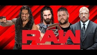Nonton Wwe Monday Night Raw Live Commentary 1 16 2017  Part 2     God Returns  Brock Will Just Stand There  Film Subtitle Indonesia Streaming Movie Download