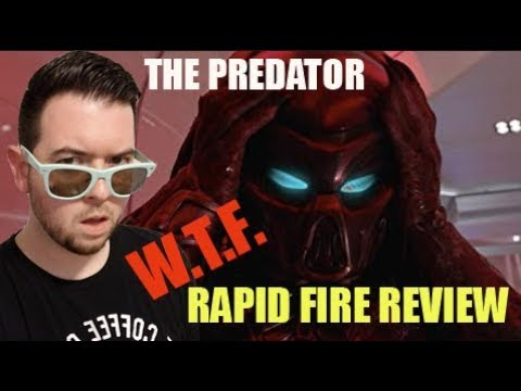 The Predator franchise just died - RAPID FIRE REWIEW (NO SPOILERS)