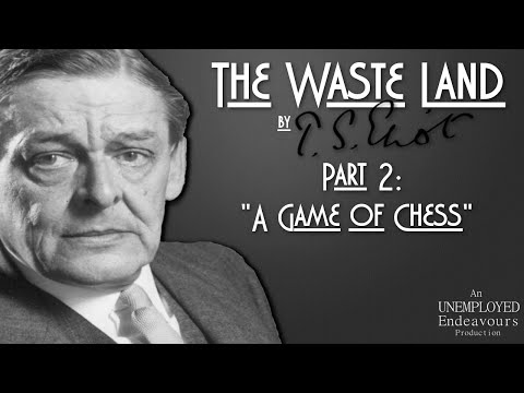 A Game of Chess | The Waste Land Explained