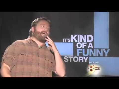 Zach Galifianakis Interview With Gordon Keith