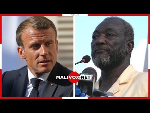 """Oumar Mariko à Emmanuel Macron: """"Le Mali appartient aux Maliens"""""""