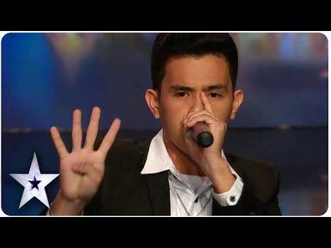Human Beatbox Neil Amazes Everyone | Asia's Got Talent Episode 4:  Human Beatbox Neil blurs the line between human and robot in a performance that will make your jaw drop.Don't forget to subscribe to our channel for more amazing acts!Facebook: http://bit.ly/AGTfacebookTwitter: http://bit.ly/AGTtwitterInstagram: http://bit.ly/AGTinstagramYou can also watch Asia's Got Talent on your favourite local channels:THAILAND:Sundays on Channel 3 SD 20:15pm with reruns every Monday 9:30am on Analog and Channel 3 HD.INDONESIA:ANTV on Sundays 6-8pm.VIETNAM:Sunday & Mondays 8-9 PM on VTV 6.Re-runs on VTV 3 every Mondays & Tuesdays from 11am-12noon.