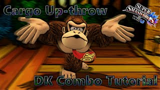 Smash 4 DK Combo Tutorial – Cargo Up Throw Combos by Phili11