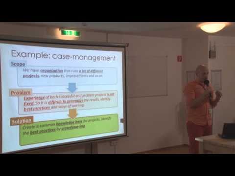 Yury Kupriyanov – Using Semantic MediaWiki in enterprise knowledge management and case analysis