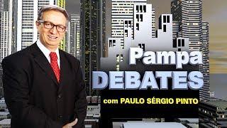 Programa Pampa Debates exibido em 19/07/2017. #ProgramaPampaDebates