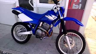 9. 2006 Yamaha TTR250
