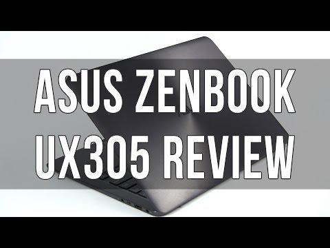 Asus Zenbook UX305 / UX305FA review