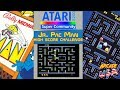 Ataricade 5200 Jr Pac Man High Score Run