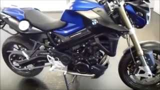 10. 2015 BMW F 800 R 87 hp 200+ Km/h 124 mph * see also Playlist