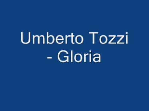 , title : 'Umberto Tozzi - Gloria'