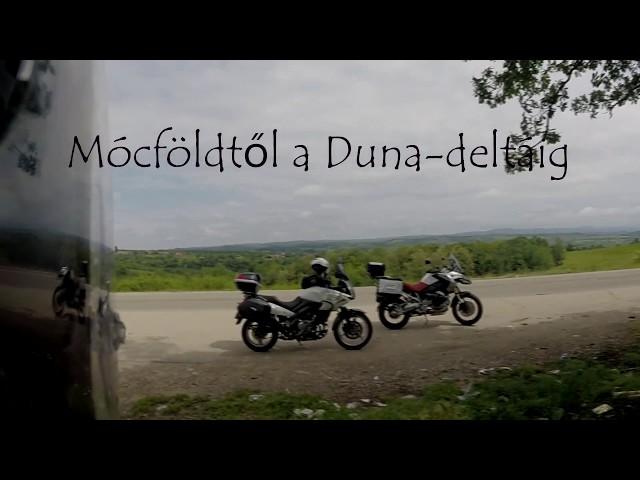 Mócföldtől a Duna-deltáig