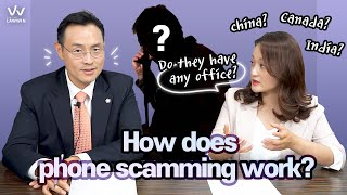 Phone scam│How does phone scamming work?  [Part2/5]
