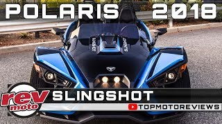9. 2018 POLARIS SLINGSHOT Review Rendered Price Release Date