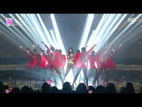 JENNIE - 'SOLO' 1209 SBS Inkigayo - Thời lượng: 2:52.