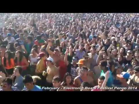 , title : 'February - Electronic Beats Festival Playa de penco 2014'