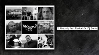 Download Lagu Abordaż - Absurdy feat. Radoskór Dj Soina prod. Kocur Mp3