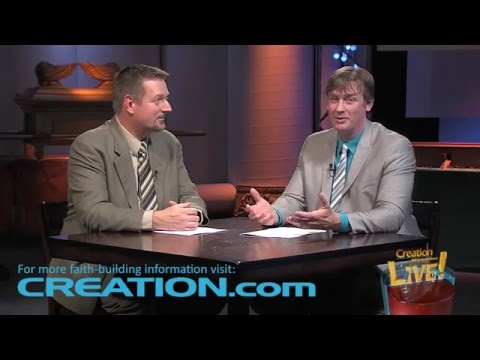 Genesis explains HOW God created, not why. (Creation Magazine LIVE! snippet)