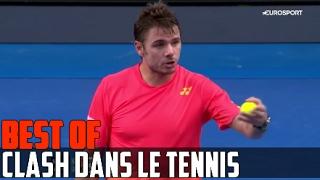 Video Quand les joueurs de tennis se clashent MP3, 3GP, MP4, WEBM, AVI, FLV Agustus 2017