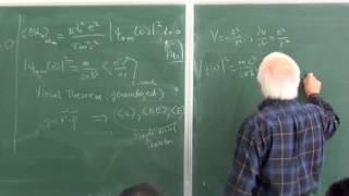METU - Quantum Mechanics II - Week 3 - Lecture 1
