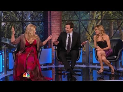 The Marriage Ref: Jimmy Fallon, Sheryl Crow, Kirstie Alley