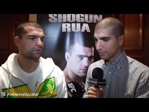 Mauricio Shogun Rua Expects to Face Different Lyoto Machida at UFC 113